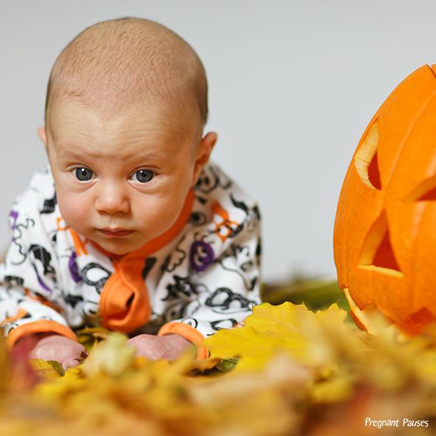 safe baby halloween